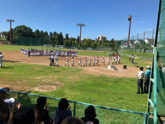 第20回 関東学童軟式野球秋季大会 開会式開催